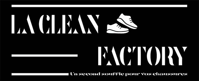 clean factory logo